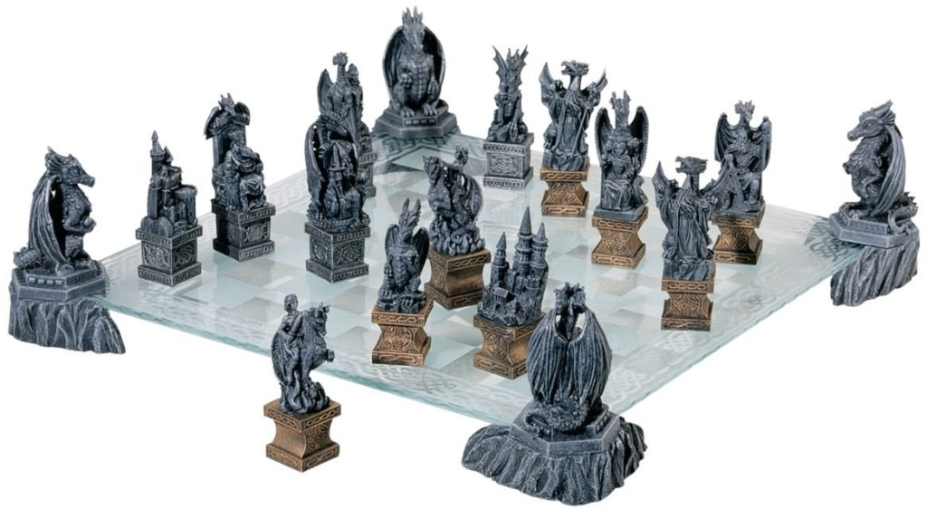 Cool chess sets images - Coolest chess sets ...