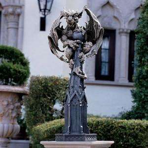 garden gargoyle statue 7