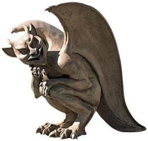 gargoyle statue 1