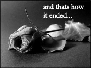 my gothic break up