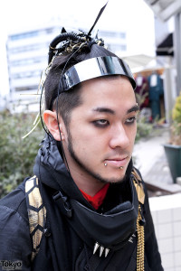 gothic hairstyle 7