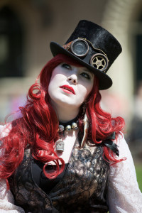 gothic hairstyle 9
