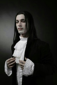 gothic hairstyle 3