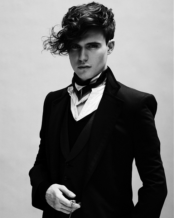Hairstyles For Goth Guys : Your Guide to the Modern Gothic Hairstyle - GothicDecor.net