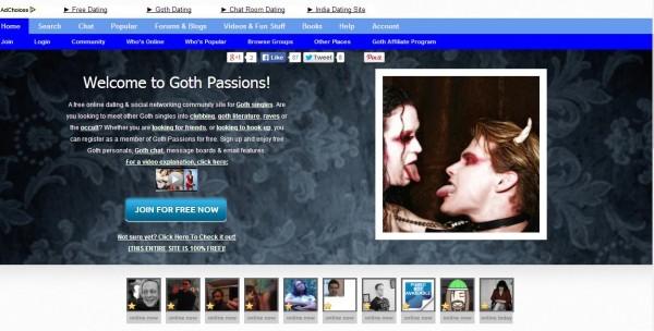 gothic singles 9