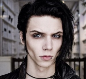 best mens gothic hairstyle 1