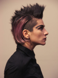best mens gothic hairstyle 2